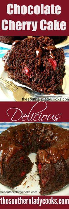 chocolate-cherry-cake