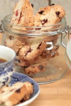 Great British Bake Off 2015: How To Bake Your Own Biscotti