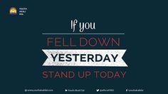 #Motivation #YAD
