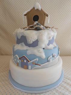 Inverno Cake by oriettabasso