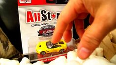 FREE WORLDWIDE GIVEAWAY from TENACIOUS TOYS - Maisto 2014 Toy Fair Corve...