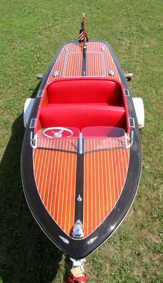 1946 Chris Craft Deluxe...