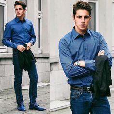 Men style fashion look clothing clothes man ropa moda para hombres