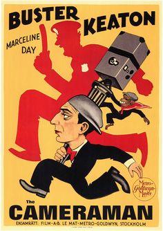 Buster Keaton, The Cameraman