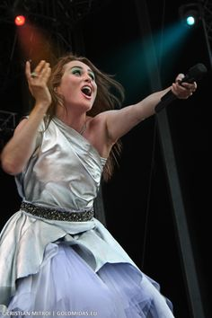 Sharon Den Adel Within Temptation by Cristian Mitroi on 500px