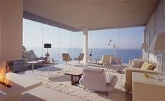 this just takes my breath away..beach house interior design by masminto