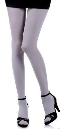 3d21853f31c71 Designer Tights Light Grey. Upgrade your wardrobe with Zohara designer  tights. #trendylegs #