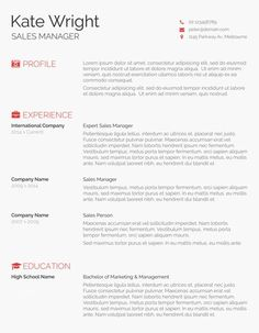 Free Resume Outlines Endearing Resume Templates College Student #college #resume #resumetemplates .