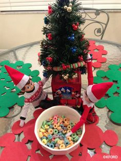 Ideas for helping your Elf on the Shelf show Disney Side