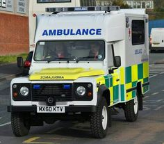 Defender Tdci Ambulance Conversion