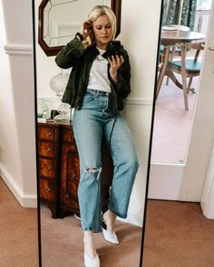Lorna Claire Weightman (@styleisleirl) • Instagram photos and videos My Outfit, Claire, Mom Jeans, Photo And Video, Videos, Photos, How To Wear, Outfits, Instagram