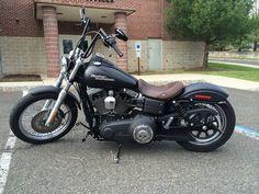 Photo of a 2006 Harley-Davidson® FXDB/I Dyna® Street Bob® #harleydavidsondyna
