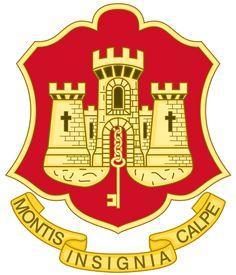 Gibraltar Government Ensign