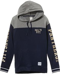 PINK University Of Pittsburgh Game Day Hoodie