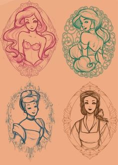disney tattoos Let's be honest, we need this in our lives