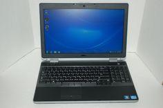 Dell Latitude E6530  Laptop 2.6GHz i5  4GB 320GB DVDRW Wifi Webcam SP3 http://ift.tt/2ETlxUg