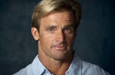Laird Hamilton - very inspiring.  Be true to you and be true to your art.