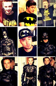 """@Real_Liam_Payne: for those who you who have doubted me and now turn to hate id like to say one thing… i am batman"" // I just fucking love him."
