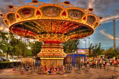 carousel--- photo credit: Mark Alberhasky
