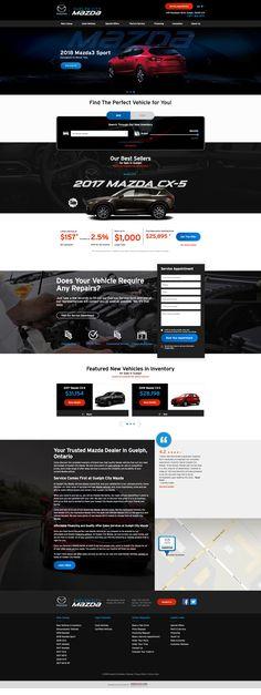 Best Promotional design for car dealers. Get Inspired Today! Web Design Inspiration, Creative Inspiration, Promotional Design, Mazda 3, New Trucks, Used Cars, Best Sellers, Car Websites, Car Dealers