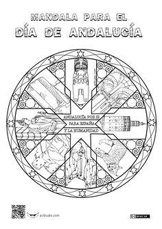 Mandala Andalucía