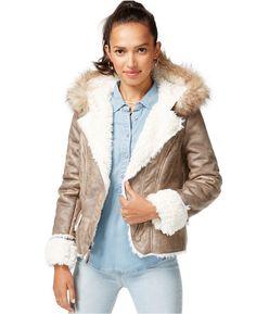 Kaufmanfranco Shearling Reversible Jacket | Women Fur & Shearling ...