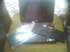 Laptop Dell N4050 o N4110 para reemplazo de teclado nuevo  $600