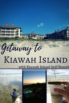 Getaway to Kiawah Island with Kiawah Island Golf Resort