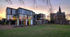 0702BOC bouw van een passieve basisschool & gemeenschapshuis te Bocholt, iov lava architecten (lp) foto chak lopez