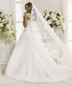 #bridal gown