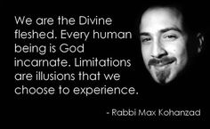 Divine fleshed - Inspiring Ideas by Rabbi Max