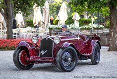 1932 Alfa Romeo 8C 2300 Zagato Spider