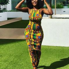 we have found the best 34 traditional African fashion for Ankara styles that attract a beauty. African fashion is one of the foremost bewildering sights to grace the corners of our planet. African Fashion Ankara, African Inspired Fashion, Latest African Fashion Dresses, African Print Fashion, Ankara Dress Styles, Kente Styles, African Print Dresses, African Dress Designs, African Prints