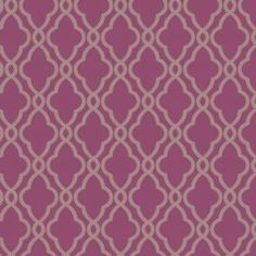 Waverly HAMPTON TRELLIS WA7710 Wallpaper