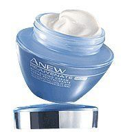 Avon ANEW REJUVENATE Night Revitalizing Cream by Avon. $11.95. Overnight the anti-aging process begins. Mini-Extraction Technology: Formulated to work like thousands of micro-extractions to help visibly shrink pores. Exfo-Smoothing Complex: Designed to resurface skin to help clarify and reveal a fresher, younger look. Revitafresh Technology: Engineered to reinforce cell bonds and help make skin look more even and smoother.