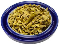 Oregon Grape Root (Mahonia aquafolium) cut