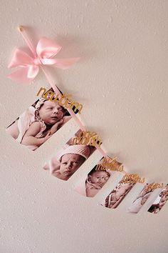 ornament-baby shower-step 4 photos