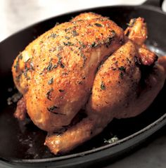 My Favorite Simple Roast Chicken Recipe