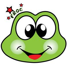 Cartoon Frog | frog, cartoon, animal, funny