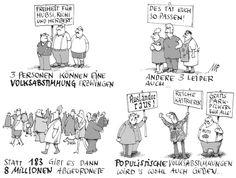Jetzt kommt mehr direkte Demokratie!  Credit: Michael Pammesberger