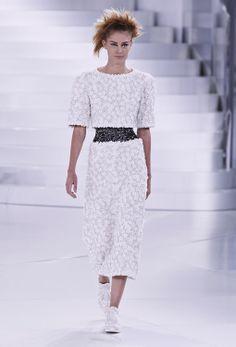 Haute Couture Primavera-Estate 2014 - Look 03 - CHANEL