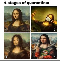 4 stages of quarantine. - Real Funny has the best funny pictures and videos in the Universe! Memes Humor, Jokes Quotes, Funny Humor, Super Funny Pictures, Funny Images, Funny Photos, Latest Funny Jokes, Funny Relatable Memes, Funny Videos