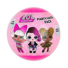 Majestic LOL Surprise Party Favor Ball Breathtaking collection of LOL Surprise Balls for Birthday at PartyBell. 7th Birthday Party Ideas, Ball Birthday Parties, Birthday Party Favors, Surprise Birthday, 10 Birthday, Birthday Wishlist, Birthday Gifts, Lol Doll Cake, Doll Party