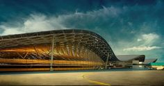 Frontier of Danang International Airport is the principal airport serving Danang City in the centre of Vietnam. See more @ http://www.airport-technology.com/projects/danang