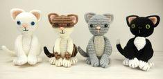 Original Amigurumi Crochet Patterns