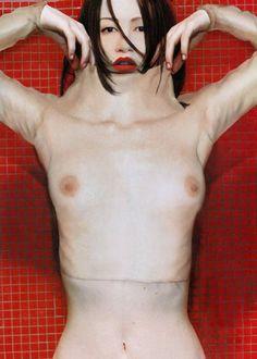 Tranbavang, Collection Automne/Hiver 1999/00, Sans Titre 01, Photographie couleur, 112cmx80cm, 1999