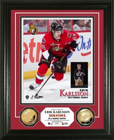 best service 258ea 66135 Norris Trophy, Hockey Puck, Lpga, Ottawa, Nhl