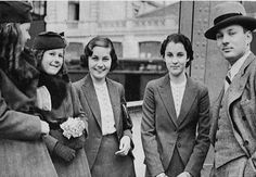 King Farouk and his sisters in the 1930s. Love this picture of King Farouk and the Royal Family.