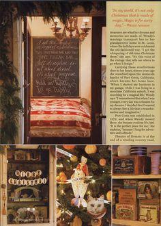 Wendy Addison - Victoria Magazine 2011