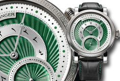 Grieb  Benzinger produce a special watch for Ramadam